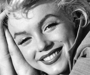 Marilyn Monroe, pretty, and smile image