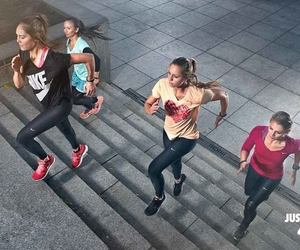 run, fitness, and Just Do It image