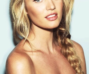 beautiful, blonde, and hair image
