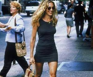 sex and the city, Carrie Bradshaw, and carrie image