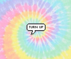 turn up, speech bubble, and tumblr image