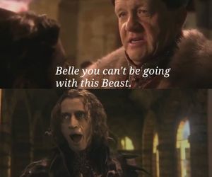 beast, beauty, and belle image
