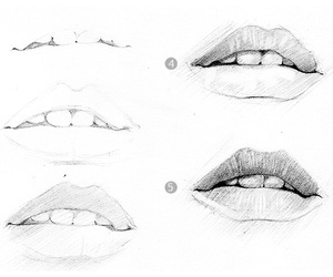 lips and mouth image