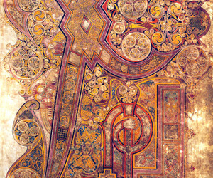 art and book of kells image