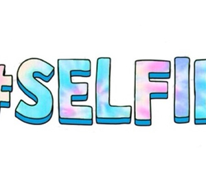 selfie and overlay image
