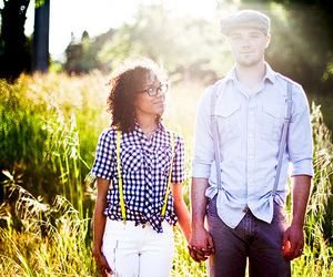 couple and interacial image