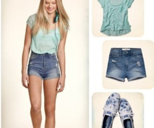 hollister outfit love image
