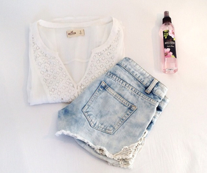 fashion, hollister, and outfit image