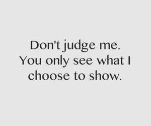judge, quote, and show image