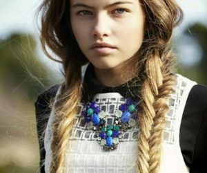 girl and thylane blondeau image