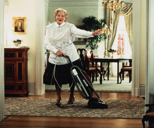 robin williams and mrs doubtfire image