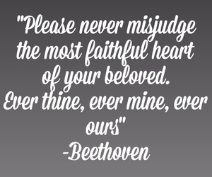 Beethoven, quote, and quotes image