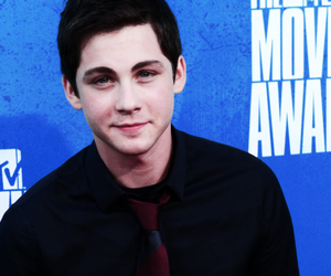 logan lerman, actor, and boy image