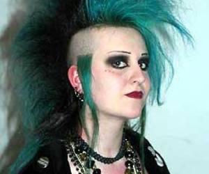 alternative, deathrock, and goth image