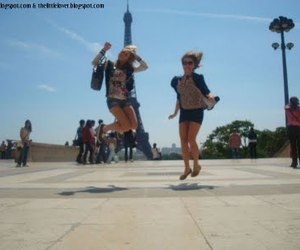 best friend, love, and france image