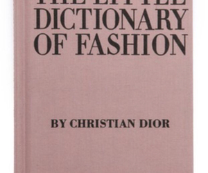 book, Christian Dior, and dior image