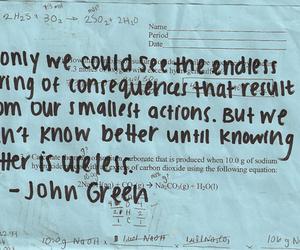quotes, john green, and life image