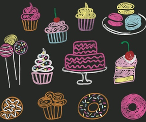 donut and muffin image