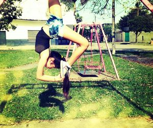 fitness and flexible image