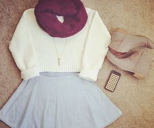 fashion, skirt, and phone cases image