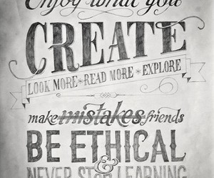 create, enjoy, and friends image