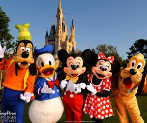 disney, goofy, and mickey image