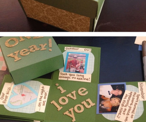 love, gift, and idea image