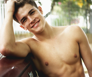 Hot, hot guy, and male model image
