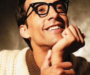 danny pudi and buddy holly image