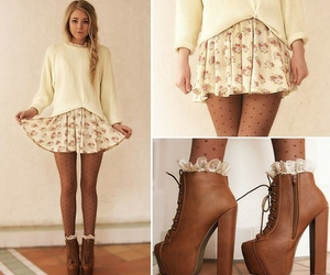 amazing, blouse, and boots image