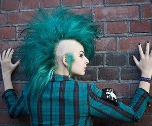 alternative, deathrock, and punk image
