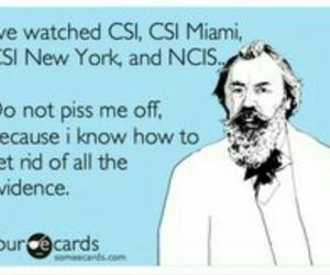 ecards, ncis, and sci image