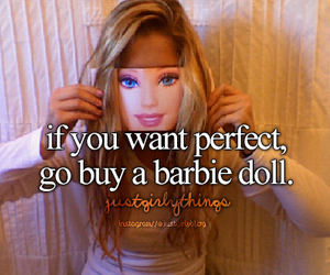 barbie, perfect, and doll image