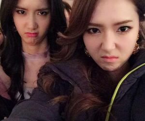 yoona, jessica, and snsd image
