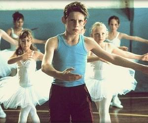 Billy Elliot, ballet, and boy image