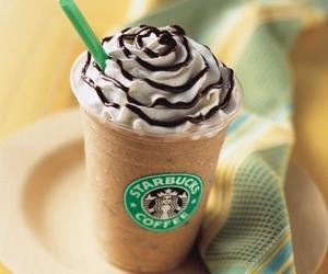 starbucks, coffee, and chocolate image