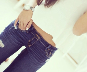 girl, hollister, and outfit image