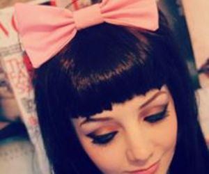 bangs, blink, and bow image