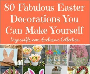 decorations, diy, and easter image