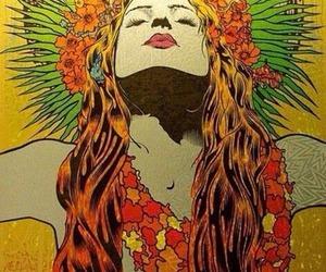 acid, indie, and drawings image