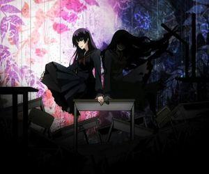 tasogare otome x amnesia, anime, and girl image