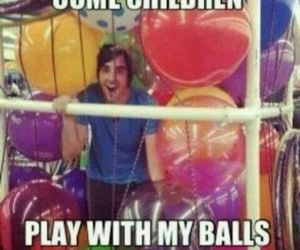 all time low, play, and balls image