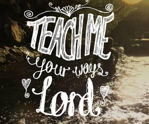 god, jesus, and teach image