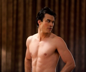 Hot, sexy, and ian somerhalder image