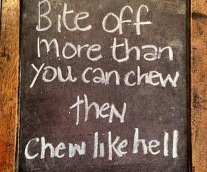 bite and chew image