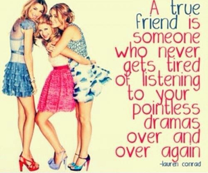 friends, quotes, and friendship image