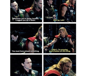 thor and loki image