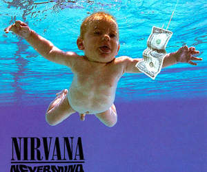 baby, money, and water image