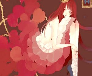anime, art, and mokaffe image