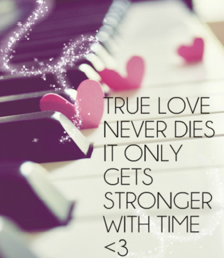 True Love Never Dies Shared By Shay Taree On We Heart It